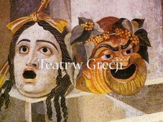 Teatr w Grecji