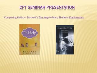 CPT Seminar Presentation