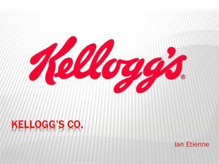 Kellogg's Co.