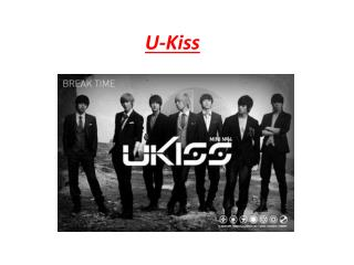 U- Kiss