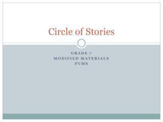 Circle of Stories