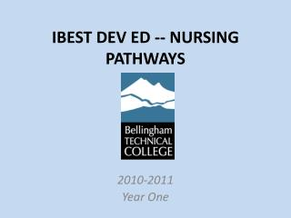 IBEST DEV ED -- NURSING PATHWAYS