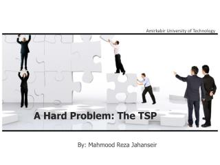 A Hard Problem: The TSP
