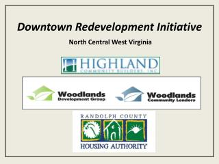 Downtown Redevelopment Initiative