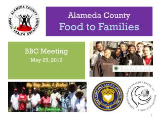Alameda County  Food to Families