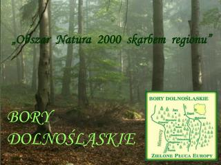 """Obszar  Natura 2000 skarbem  regionu"""