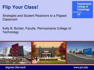 Flip Your Class!