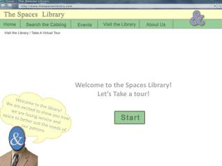 Welcome to the library!  We are excited to show you how  we are fusing service and