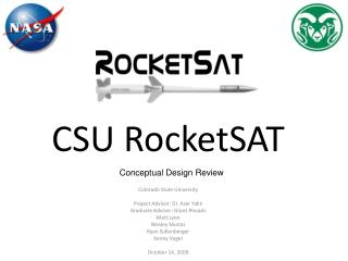 CSU  RocketSAT