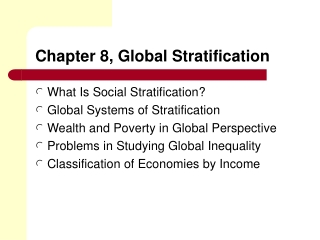 Chapter 7 Economic Development