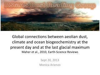 Sept 20, 2013 Monica Arienzo