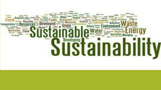 Lesson 1:  Defining Sustainability