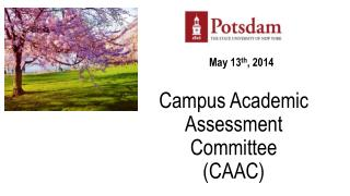 Campus  Academic Assessment  Committee (CAAC)