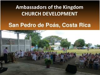 San Pedro de  Poás , Costa Rica