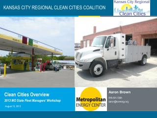 Kansas City Regional Clean Cities Coalition