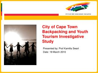 City of Cape Town Backpacking and Youth Tourism Investigative Study