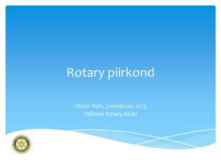 Rotary piirkond