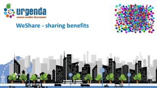 WeShare  -  sharing  benefits
