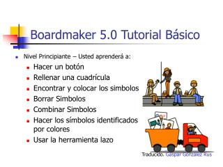 Boardmaker 5.0 Tutorial B sico