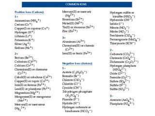 Physical Properties of Matter Intensive Properties : Do not change regardless of quantity.