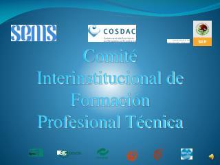 Comité Interinstitucional de Formación Profesional Técnica