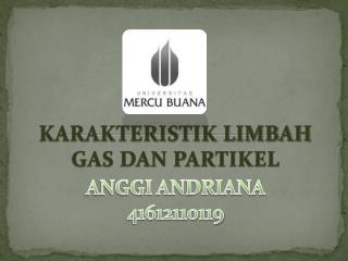 ANGGI ANDRIANA 41612110119