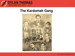 The  Kardomah  Gang