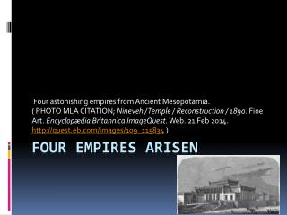 Four Empires Arisen