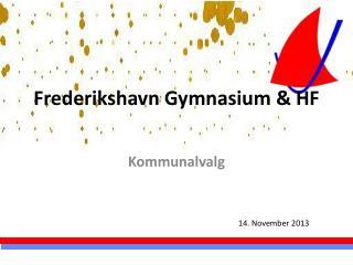 Frederikshavn Gymnasium & HF