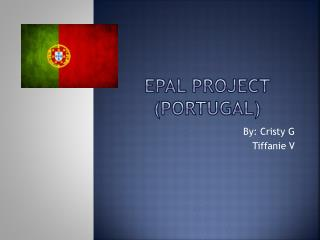 Epal project (Portugal)