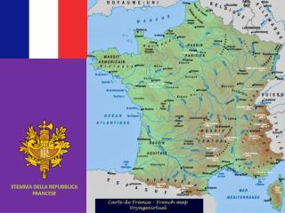 STEMMA DELLA REPUBBLICA FRANCESE