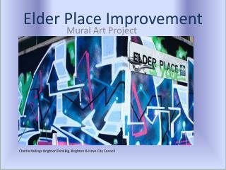 Elder Place Improvement