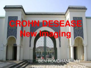 CROHN DESEASE New Imaging