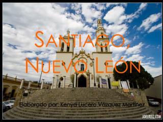Santiago, Nuevo León
