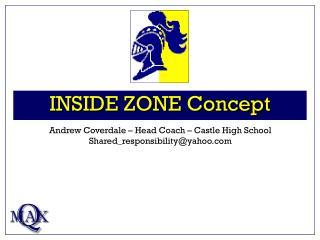 INSIDE ZONE Concept