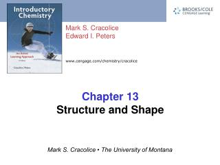 Chapter 13 Structure and Shape