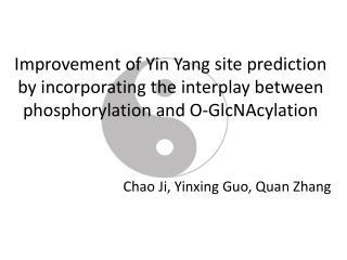 Chao Ji,  Yinxing Guo ,  Quan  Zhang