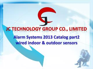 JC TECHNOLOGY GROUP CO., LIMITED