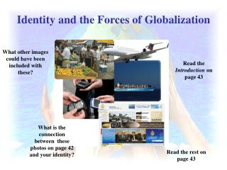 Identity and the Forces of Globalization