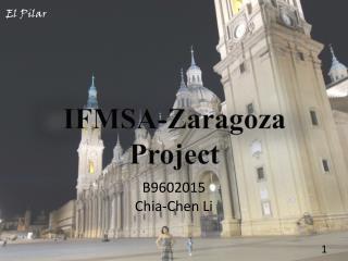 IFMSA-Zaragoza Project