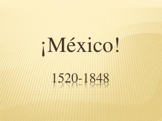 1520-1848