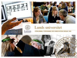 Utbildning, forskning och innovation sedan 1666