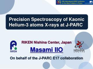Precision Spectroscopy of  Kaonic  Helium-3 atoms X-rays at J-PARC