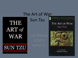 The Art of War Sun Tzu