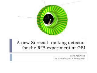 A new Si recoil tracking detector for the R 3 B experiment at GSI