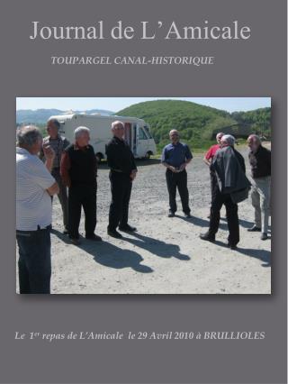 Journal de L'Amicale
