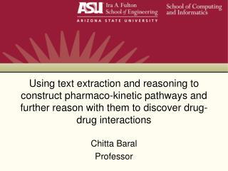 Chitta Baral Professor