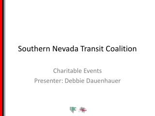 Southern Nevada Transit Coalition