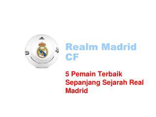 Realm Madrid CF
