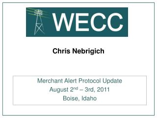 Chris Nebrigich